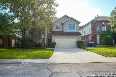 San Antonio Single Family Home Back on Market: 2026 Chittim Trail Dr