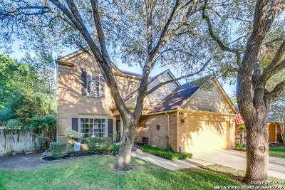 Bexar County Single Family Home Active Option: 1634 Oakcask