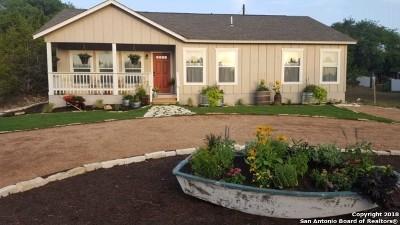 Canyon Lake Single Family Home Active Option: 670 Ridgerock