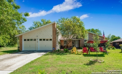 Converse Single Family Home New: 210 Ash Dr