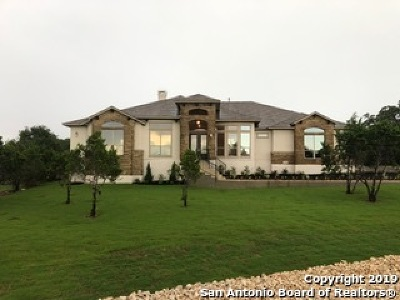 New Braunfels Single Family Home For Sale: 335 Curvatura
