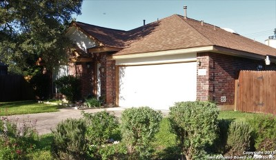 San Antonio Single Family Home Back on Market: 7303 Rocky Cedar