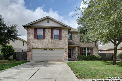 Guadalupe County Single Family Home New: 116 Yeager Circle