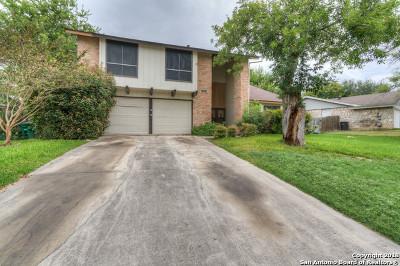 San Antonio Single Family Home New: 5123 Sierra Madre Dr