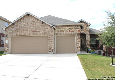 Schertz Single Family Home Price Change: 3129 Christians Tee