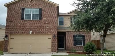 San Antonio Single Family Home Back on Market: 11826 Luckey Vista