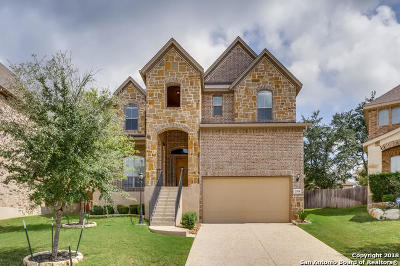 Bexar County Single Family Home New: 23518 Enchanted Bend