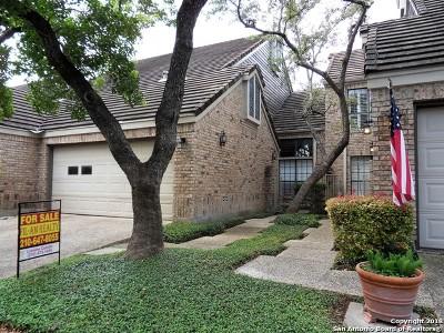 San Antonio Single Family Home New: 14111 Vistawood