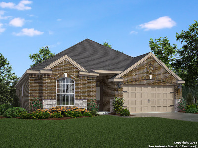 Bexar County Single Family Home New: 7703 Watersedge Cove