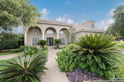 San Antonio Single Family Home New: 19219 Reata Trail
