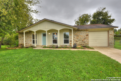 Live Oak Single Family Home New: 11601 Honey Grove St