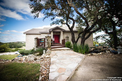 Bexar County, Kendall County Single Family Home New: 8135 Kahilan Dr
