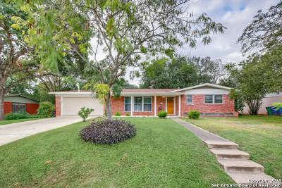 San Antonio Single Family Home New: 931 McNeel Rd