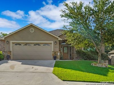 Guadalupe County Single Family Home New: 1635 Sunblossom Circle