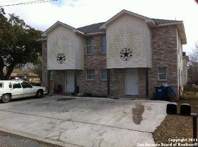 Atascosa County Multi Family Home For Sale: 536/540 Waco