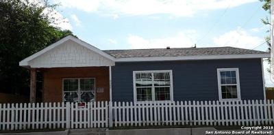 San Antonio Single Family Home New: 620 Iowa St
