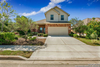 Schertz Single Family Home New: 3036 Pencil Cholla