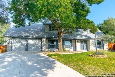 San Antonio Single Family Home New: 6422 Longhouse Ct