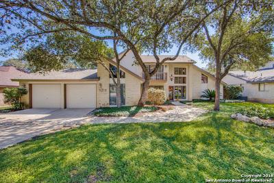 San Antonio Single Family Home New: 12838 Castle George St
