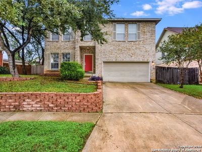 Bexar County Single Family Home New: 1114 Dwyerbrook