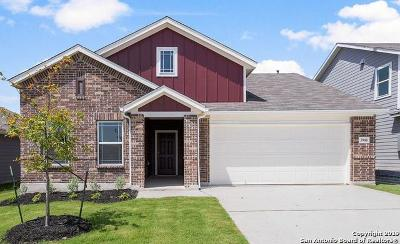 Guadalupe County Single Family Home New: 3940 Legend Meadows