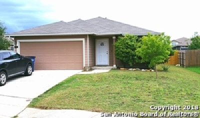 Guadalupe County Single Family Home New: 2231 Whispering Way