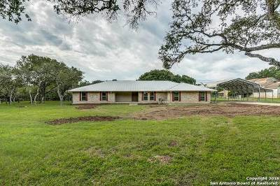 Bulverde Single Family Home New: 5410 Spotted Deer Dr