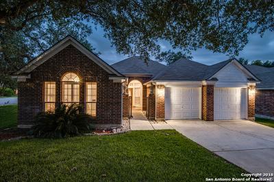 San Antonio Single Family Home New: 1202 Asherton Way