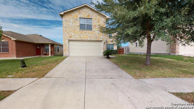Guadalupe County Single Family Home New: 216 Anvil Pl