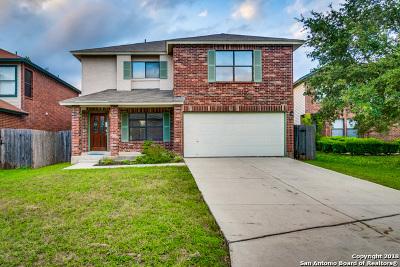 Bexar County Single Family Home Price Change: 1315 Carmel Oaks