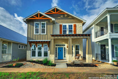 New Braunfels Single Family Home New: 654 Center Green