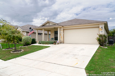 Guadalupe County Single Family Home New: 763 Guna Dr