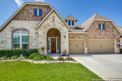 San Antonio Single Family Home New: 18711 Beardsley Cove