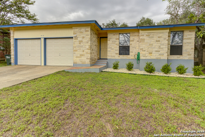 San Marcos Single Family Home For Sale: 1910 Ramona Circle