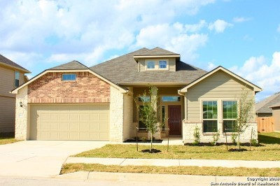 Schertz Single Family Home New: 4621 Falling Oak