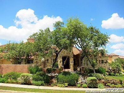San Antonio Single Family Home For Sale: 24806 Bogey Ridge