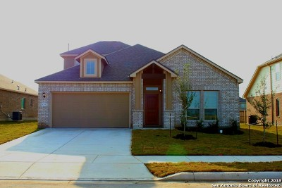 Schertz Single Family Home New: 5005 Arrow Ridge