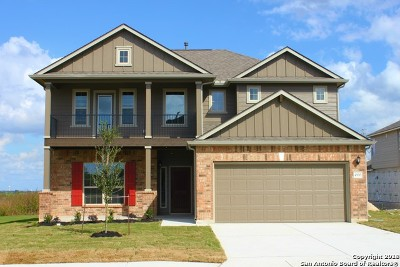 Schertz Single Family Home New: 4916 Arrow Ridge