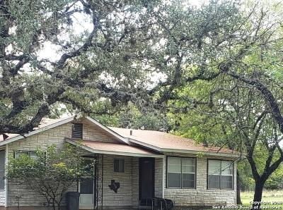 Wimberley Single Family Home New: 901 High Mesa Dr