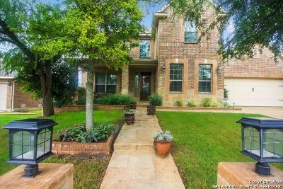 Bexar County Single Family Home New: 5311 Chrysanthemum