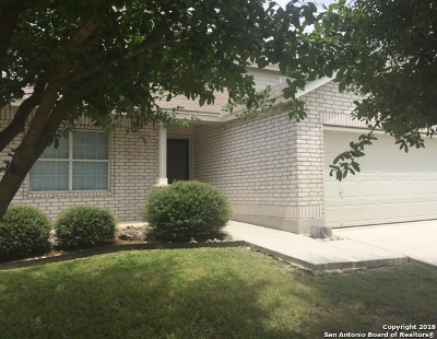 San Antonio Single Family Home Back on Market: 15515 Flowing Spring