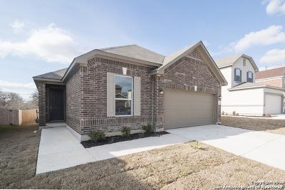 San Antonio Single Family Home New: 14334 Omicron Dr