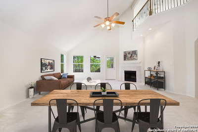 San Antonio Single Family Home New: 2738 Trinity Ridge