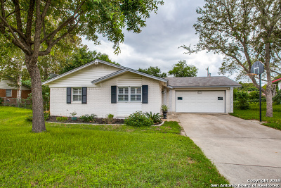 Single Family Home Active Option: 910 Mount Serolod Dr