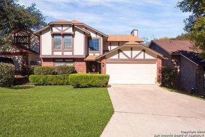 San Antonio Single Family Home New: 3911 Rustic Glade