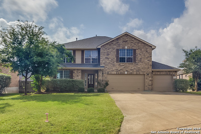 San Antonio Single Family Home New: 3314 Navajo Peace