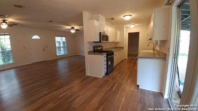 San Antonio Single Family Home New: 9203 Five Forks St