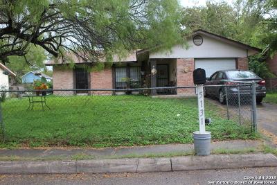 San Antonio Single Family Home New: 5131 Sagamore Dr