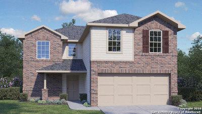 San Antonio Single Family Home New: 8906 Jersey Stone