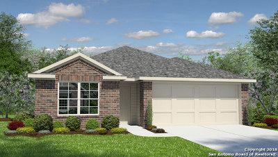 San Antonio Single Family Home New: 9002 Jersey Stone